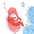 (タフな子ねぇ…)