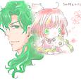 ちみ神子と友雅さん