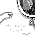 鏡の中の君は、