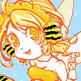 ミツバチ娘