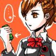 ペルソナ3 女主人公(とお茶)