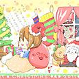 信蘭クリスマス☆