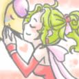 ティナとクレセリア